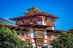 Sehenswürdigkeiten in Bhutan
