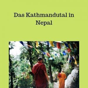 Das Kathmandutal in Nepal