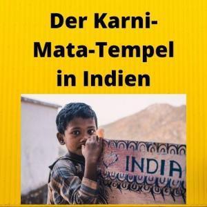 Der Karni-Mata-Tempel in Indien